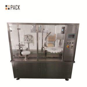 ड्रपर बोतल आवश्यक तेल सीबीडी तेल भर्न मेशीन