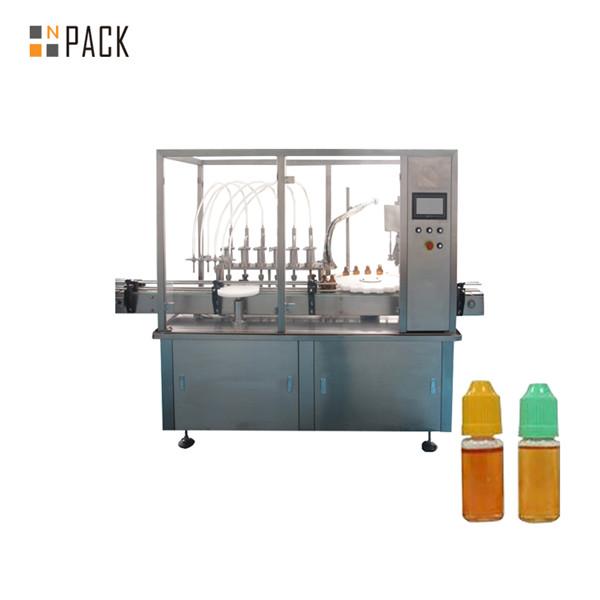 स्वचालित डिशवाशिंग तरल डिओडोरिजर स्प्रे भरिने मेसिन