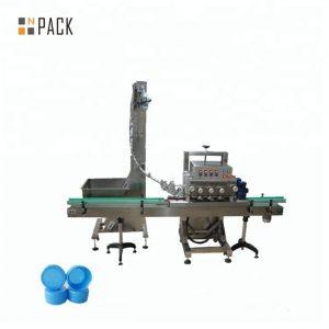 मेडिकल बोतलका लागि स्वचालित रोटरी क्यापिंग मेशिन