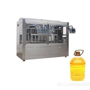पूर्ण स्वचालित मस्टर्ड पाम खाद्य तेल भरिने प्याकिंग मेशीन