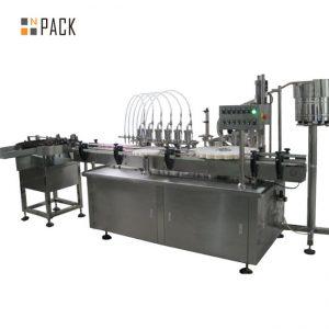 १० मिलि आँखा ड्रप फिलिंग क्यापिंग मशीन र लेबलिंग मेशीन
