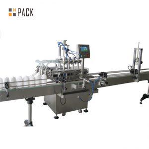 स्वचालित liter लिटर पालतू बोतल खाद्य तेल भरिने मेशीन