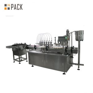 १० मिलि र ml० एमएल कारखाना मूल्य ई तरल बोतल भरिने मेशीनरी